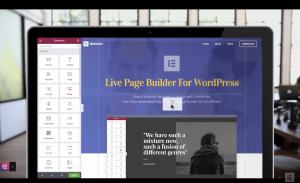 Elementor WordPress WebSite Page Builder